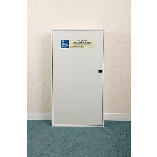 Steel Storage Cabinet For Evacuation Chair Ref 360396