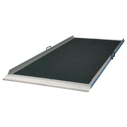 Lightweight Aluminium Non-Folding Ramp L 1200mm