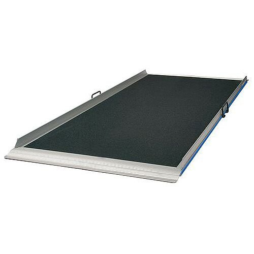 Lightweight Aluminium Non-Folding Ramp L 1500mm