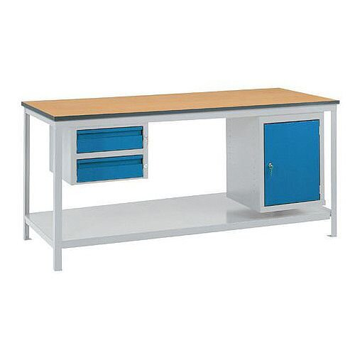 Special Offer Workbench Kit With Mdf Worktop