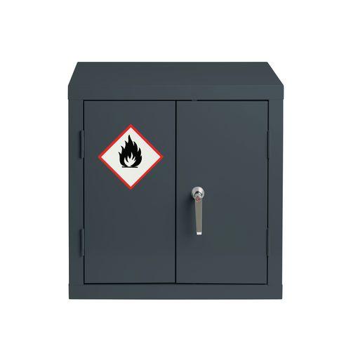 Hazardous Substance 2 Door Cabinet HxWxD mm: 610x610x305