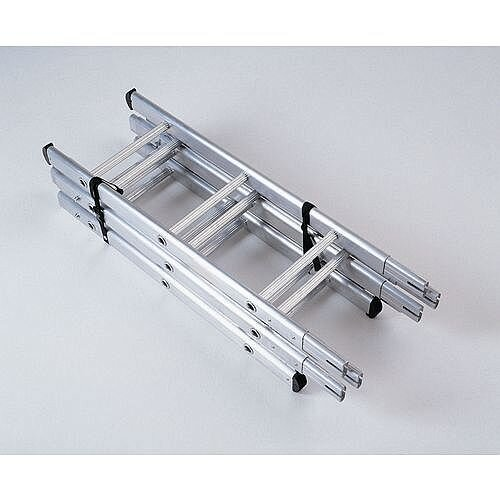 Surveyors Ladder Choice Of 4 Heights Length 4.55M 5 Sections