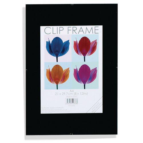 Clip Frame A4 Certificate Frame