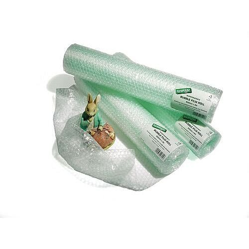 Biodegradable Bubble Wrap 500mm X 10M Roll Pack of 8