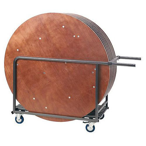Trolley For 1220mm Circular Banqueting Tables