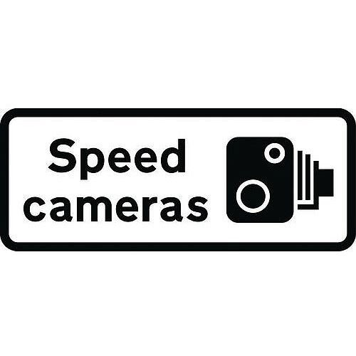 Speed Camera Sign Speed Cameras Class 1
