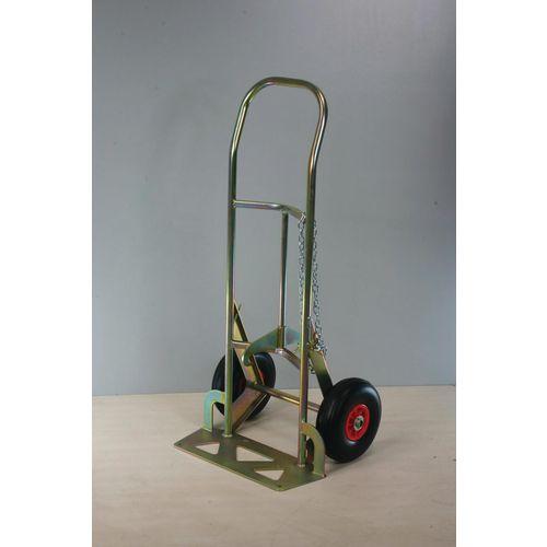 Universal Keg Cask Trolley 110kg Capacity Puncture Proof