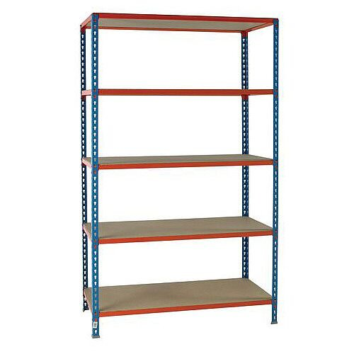 Medium Duty Boltless Shelving Additional Shelf WxDmm 900x600