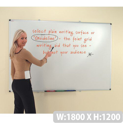 Writeon Dual Faced Whiteboard 1200X1800mm
