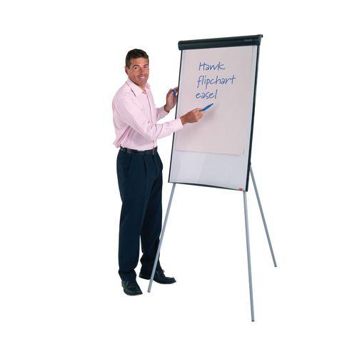 Budget Whiteboard &Flipchart Easel