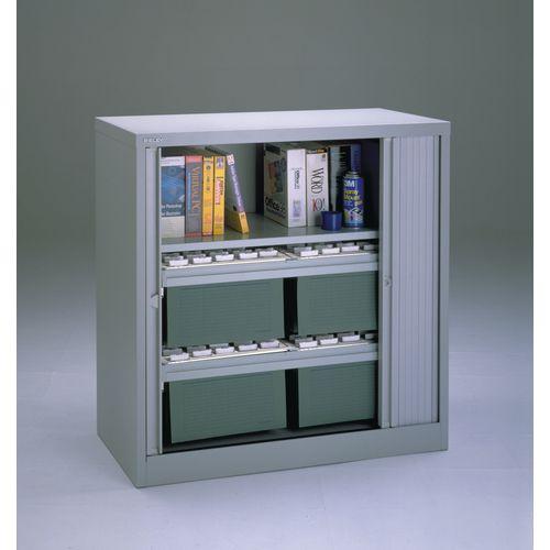 Tambour Cupboard Small