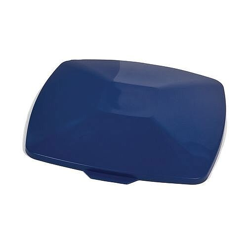 Lid For Square 40 Litre Bin Blue