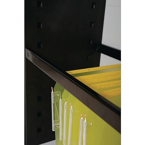 Easy Office Cupboard Filing Bars