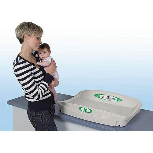 Counter Top Baby Changing Unit