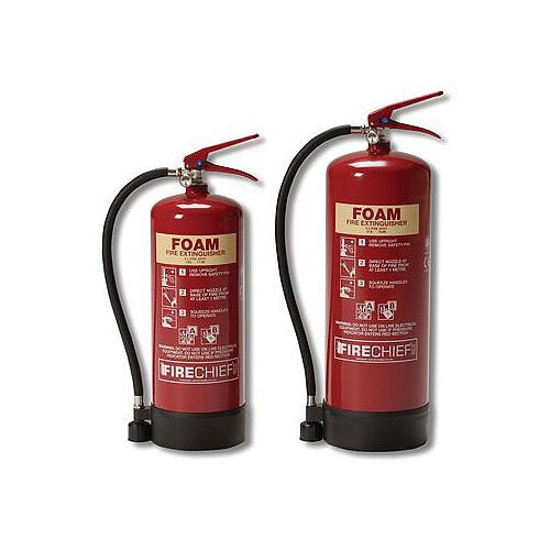 Refillable Foam Fire Extinguisher 9L