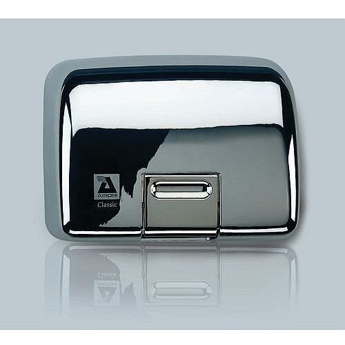 AIRDRI Automatic Heavy Duty Electric Hand Drier Silver 2400W