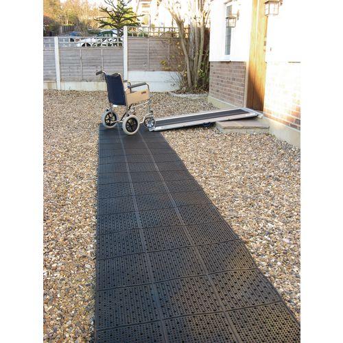 Wheelchair Track L 2500mm