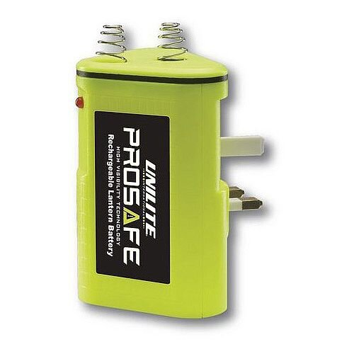 Uni-Lite Plug In Rechargeable Lantern Battery