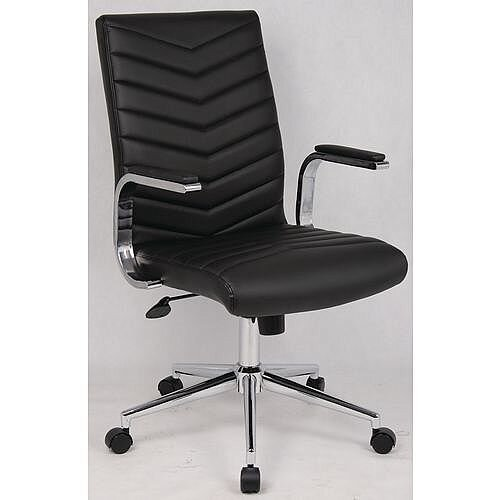 Martinez Executive Soft Leather High Back Office Chair