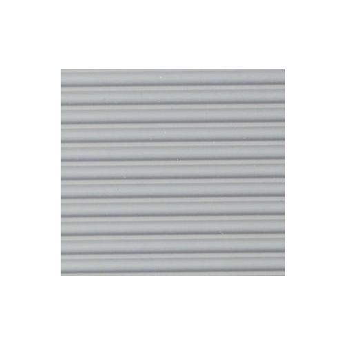 Fleximat Flexible Pvc Flexi Line Industrial Matting Sold Per Linear Metre W1000Mm Light Grey