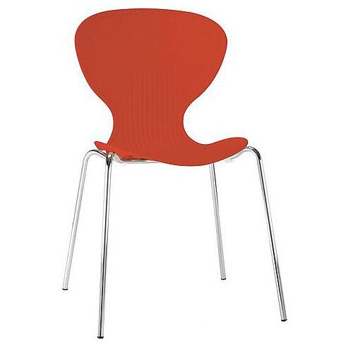 Bubble chair Orange