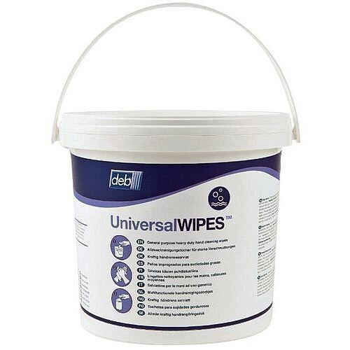 DEB Workshop Universal Wipes