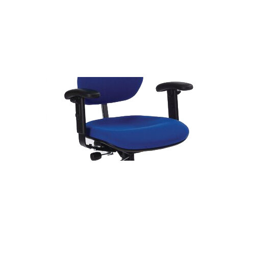 Universal Industrial Chair Accessory Height Adjustable Armrests Pair