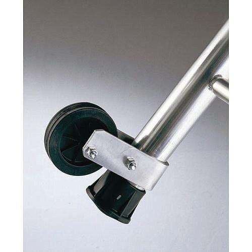 Extra Heavy Duty Step Ladder  Optional Two Wheel Kit