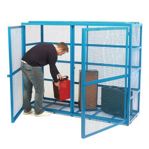 Storage Cage HxWxDmm 1630x2070x700