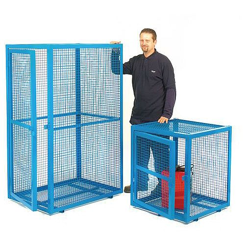 Storage Cage HxWxDmm 1630x2070x1000