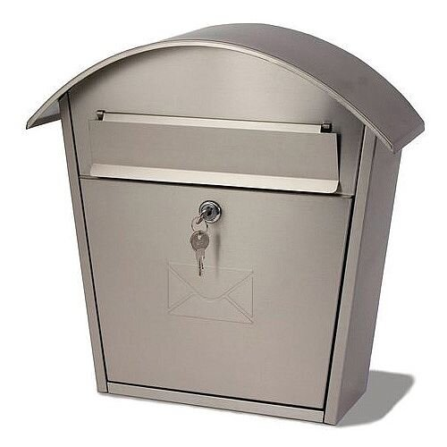 Humber Classic Post Box Stainless Steel
