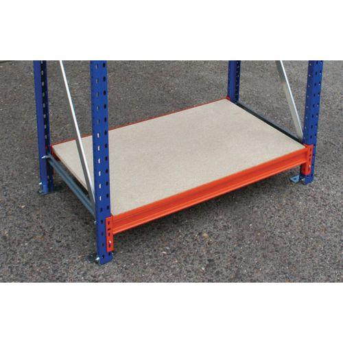 Heavy Duty Wide Span Shelving Shelf WxD 1150x600mm