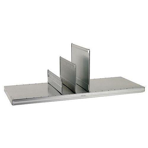 Galvanised Shelving Mesh Shelf Divider Hxdmm 100x400