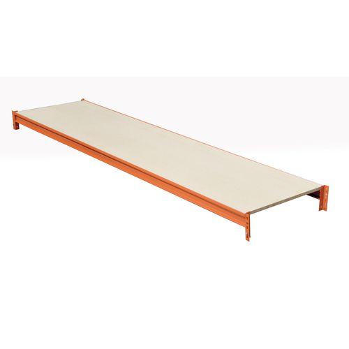 Heavy Duty Wide Span Shelving Shelf WxD 2400x1200mm