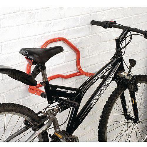 Folding 2 Bike Wall Mounted Cycle Rack