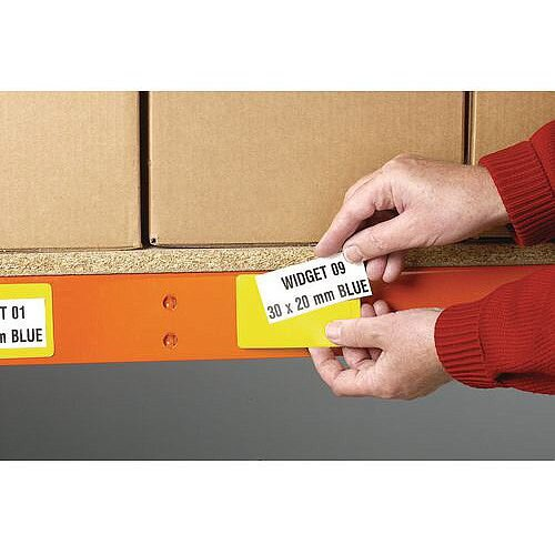 Yellow Ticket Pouches Magnetic 120 X 40mm