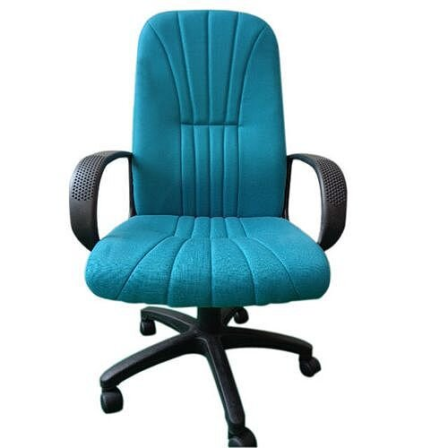 High Back Managers Office Chair Aqua