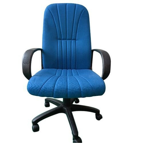 High Back Managers Office Chair Blue