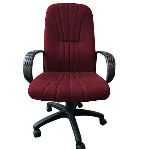 High Back Managers Office Chair Burgundy