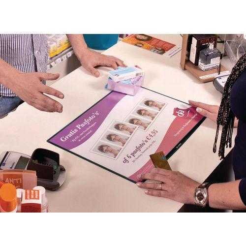 Desktop/Countertop Poster Frame A4