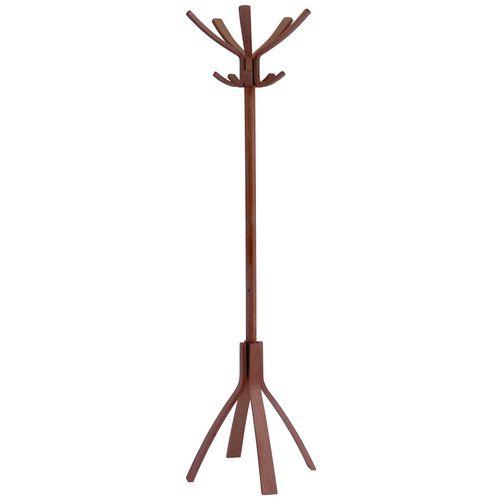 Classic Wood Bistro Coat Stand