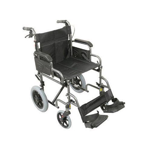 Attendant Propelled Wheelchair Black
