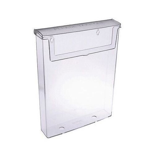Freestanding Filled Poster Frame Leaflet Holder Accessory