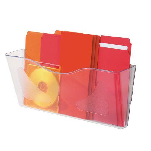 Clear Document Pockets Pocket Size A4 Landscape