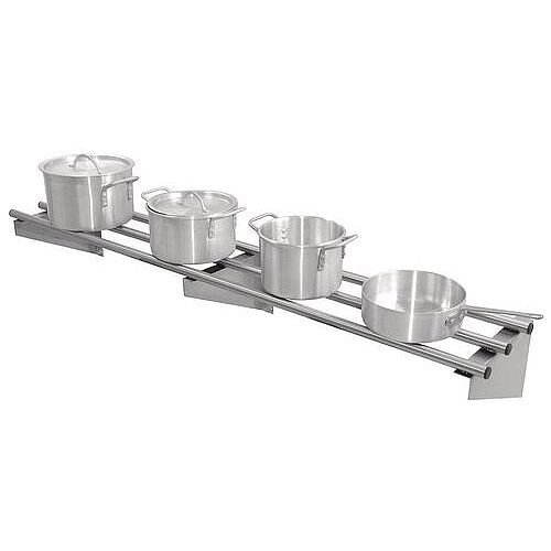 Stainless Steel Rod Shelf L 1500mm