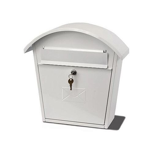 Classic Post Box White