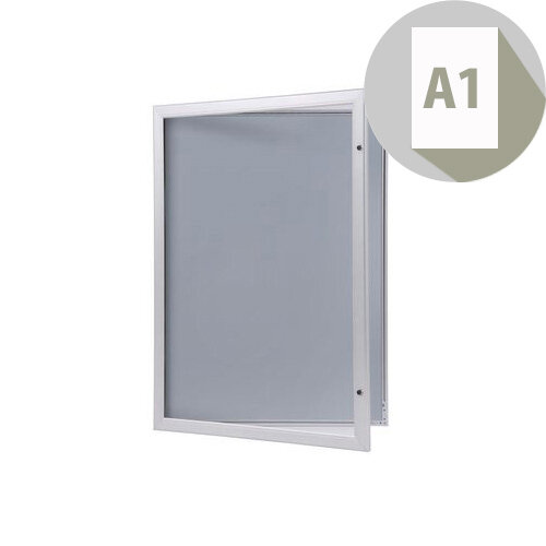 Lockable Poster Frame A1