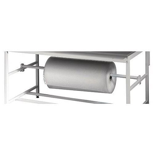 Packing Bench Below Paper Roll Holder 1800mm