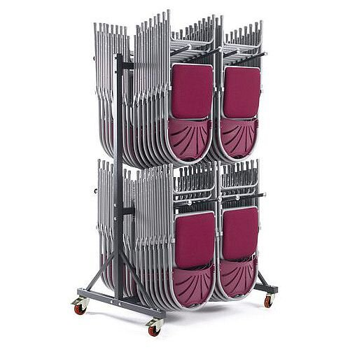 Mobile Storage Trolley High