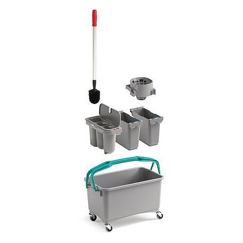 Multi Purpose Bucket With Wringer
